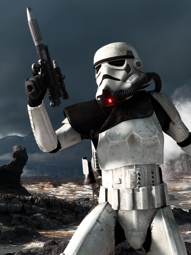 These Fan Made Star Wars Battlefront Screenshots And Cinematic Are Incredible UNILAD 14717688238700605817