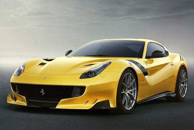This Brand New Ferrari Is Really F*cking Powerful UNILAD 16
