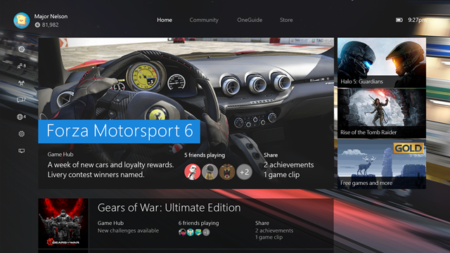 Xbox Ones Backwards Compatibility And New Dashboard Gets Release Date UNILAD 2939604 xbox139389
