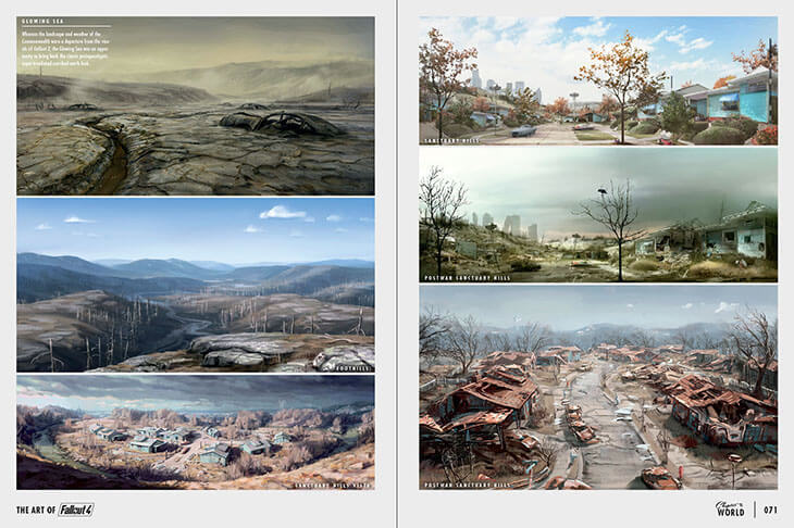 Bethesda Have Released Some Absolutely Beautiful Fallout 4 Concept Art UNILAD 2957263 212749