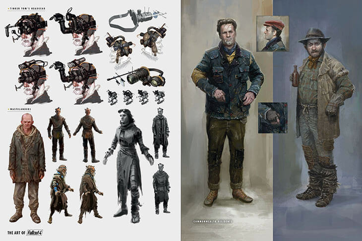 Bethesda Have Released Some Absolutely Beautiful Fallout 4 Concept Art UNILAD 2957268 680000