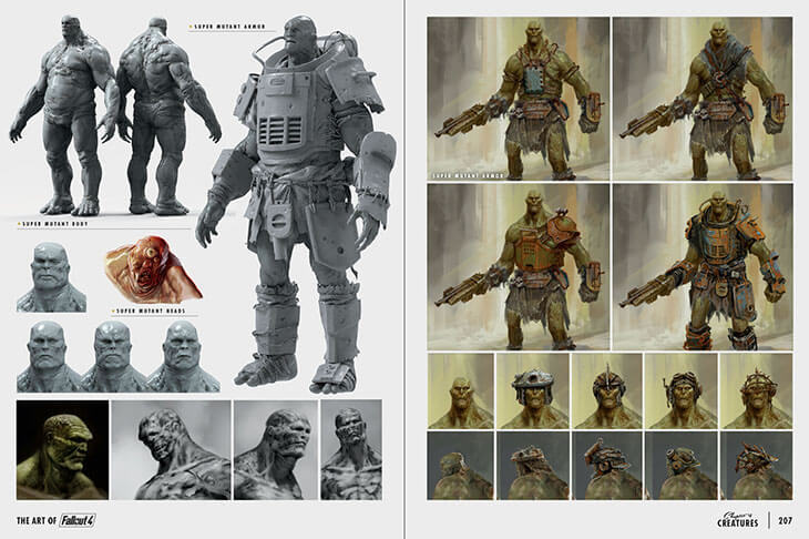 Bethesda Have Released Some Absolutely Beautiful Fallout 4 Concept Art UNILAD 2957271 995814