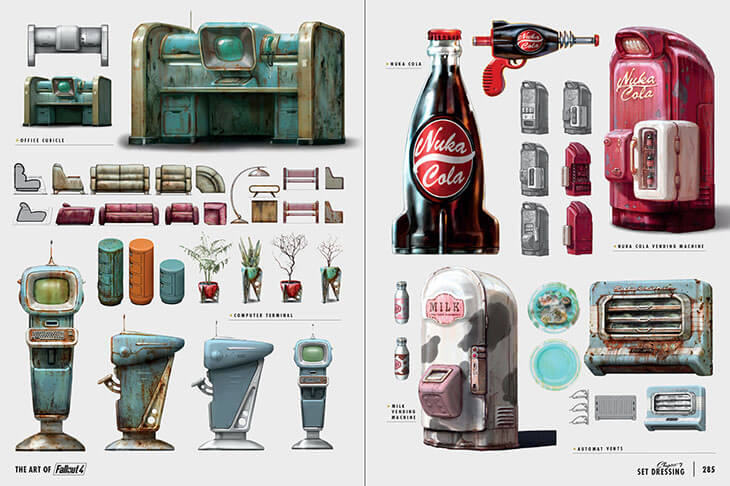 Bethesda Have Released Some Absolutely Beautiful Fallout 4 Concept Art UNILAD 2957277 1597828