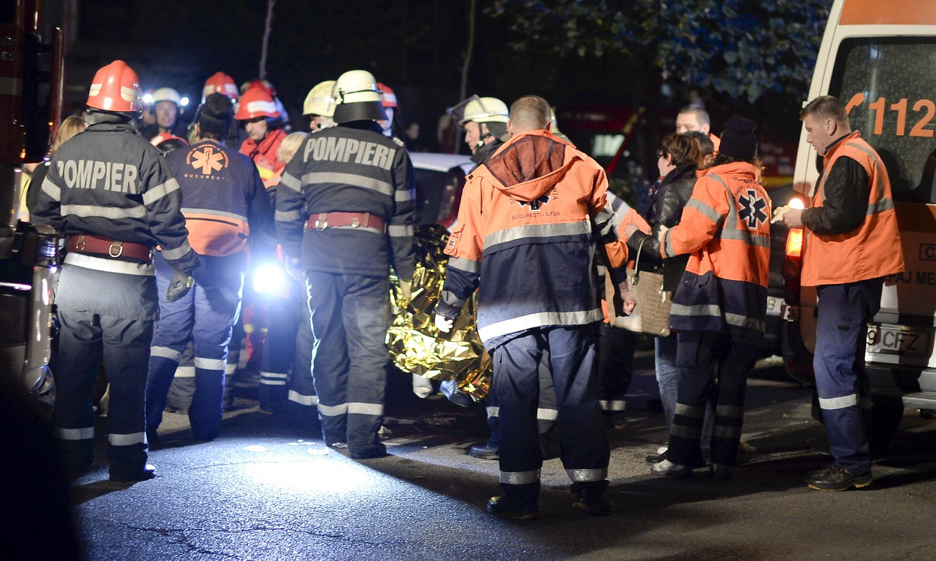 At Least 27 Dead And 180 Injured In Romanian Halloween Nightclub Explosion UNILAD 350080228