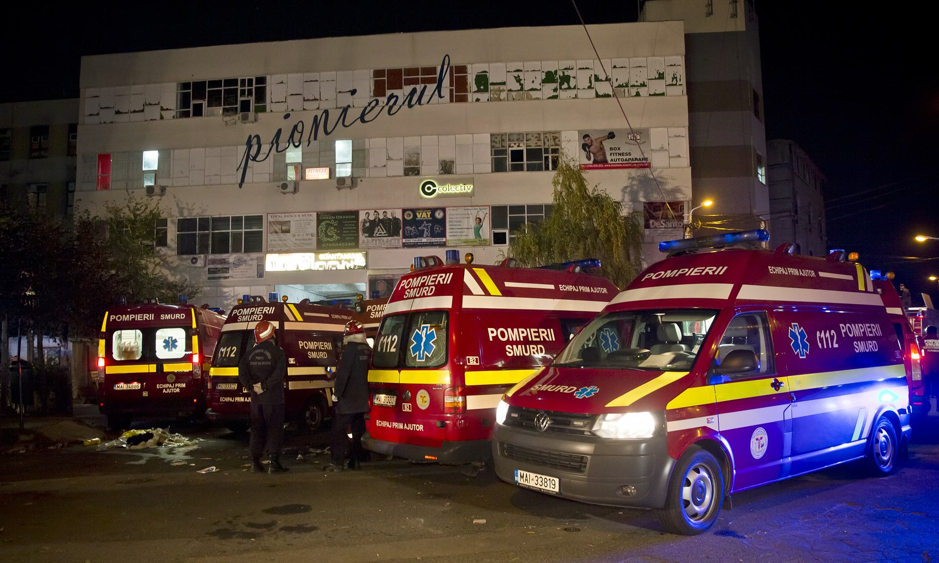 At Least 27 Dead And 180 Injured In Romanian Halloween Nightclub Explosion UNILAD 474429488