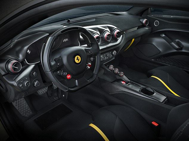 This Brand New Ferrari Is Really F*cking Powerful UNILAD 515