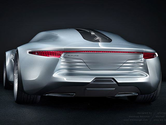 This New Mercedes Benz Concept Car Is Absolutely Jaw Dropping UNILAD 52180113