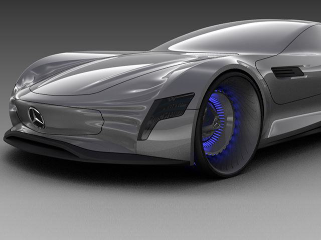 This New Mercedes Benz Concept Car Is Absolutely Jaw Dropping UNILAD 5218046