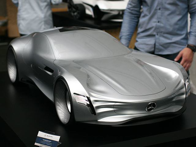 This New Mercedes Benz Concept Car Is Absolutely Jaw Dropping UNILAD 52180514