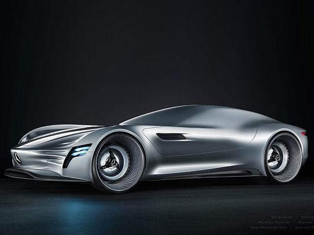 This New Mercedes Benz Concept Car Is Absolutely Jaw Dropping UNILAD 5218092