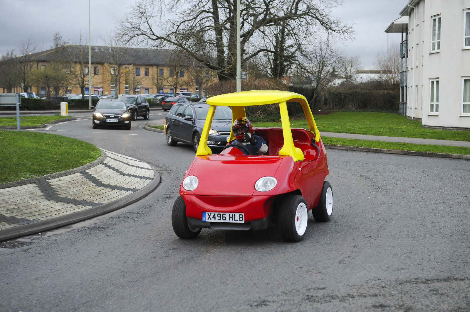 A Roadworthy Version Of Your Favourite Childhood Toy Car Is Now For Sale UNILAD 5799551