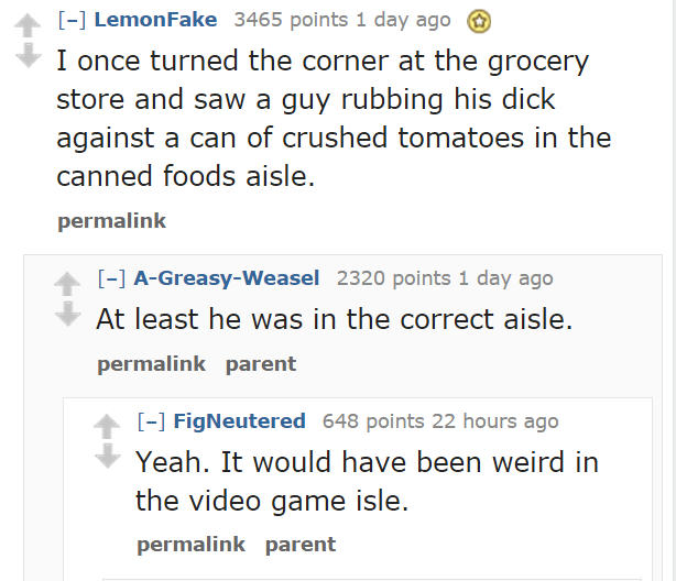 People Describe The Weirdest Things Theyve Caught Someone Doing UNILAD 813