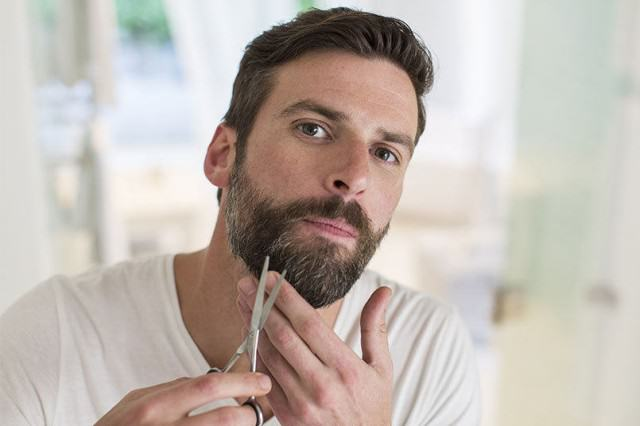 Guys With Beards More Likely To Be Violent, Lying Cheaters, Apparently UNILAD A man trimming his 3101397k50338 640x426