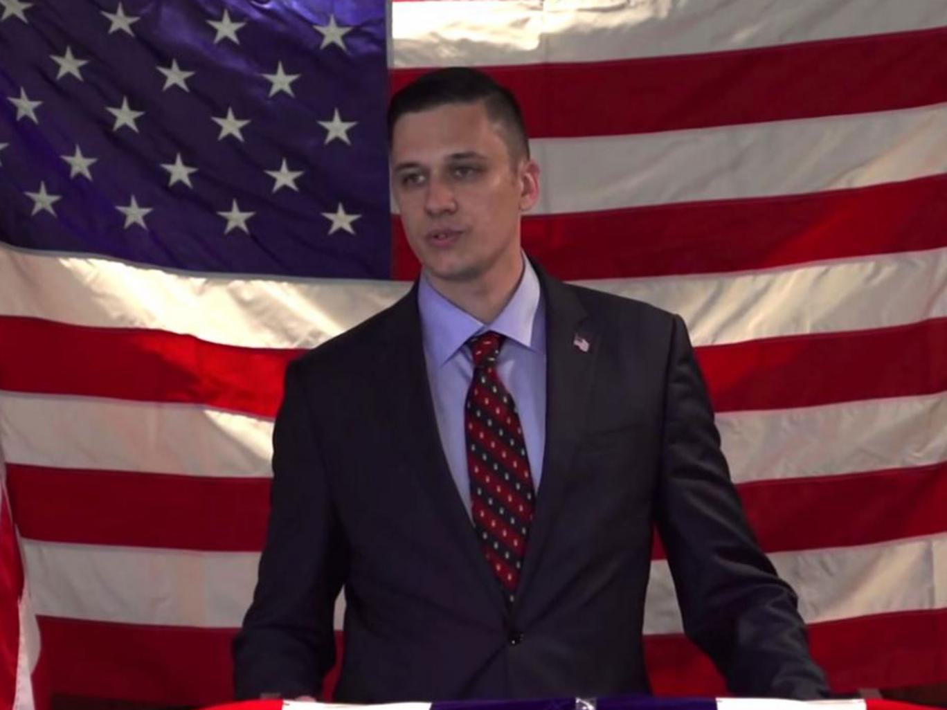 US Politician Admits Sacrificing Goat And Drinking Its Blood UNILAD Augustus Invictus YouTube5