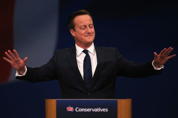 Cameron Makes Dodgy Sex Joke And Slams Corbyn For Hating Britain UNILAD David Cameron Addresses The 2015 Conservative Party Autumn Conference dan kitwood6