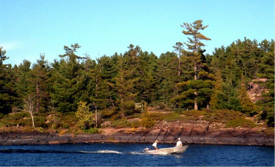 Deer Bay French River Island