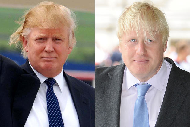 British Soldiers Invade US To Save Horrified Citizens From Donald Trump UNILAD Donald Trump Boris Johnson96762