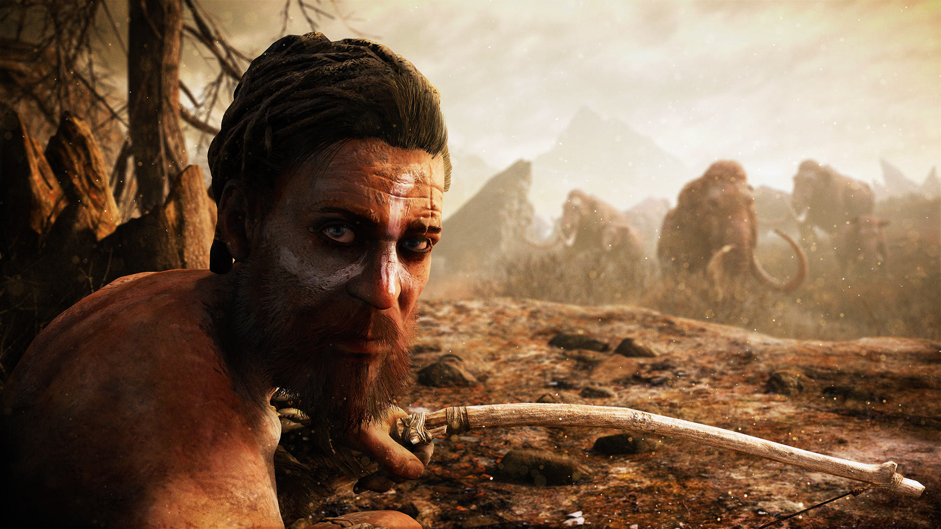 Ubisoft Announce Far Cry Primal With Reveal Trailer And Release Dates UNILAD FCP ANNOUNCE SCREEN 001 EMBARGO OCT 6 9AM PST 14440783337