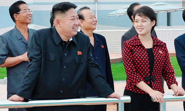 Dust Off Your Favourite Khaki Grey Frock, North Koreas Having A Massive Party! %name