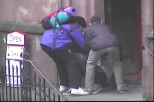 CCTV Footage Shows Shocking Effects Of Legal Highs On UK Streets UNILAD Legalhigh249435 640x426