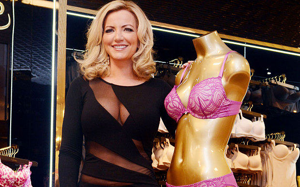 Apparently, This Is The Sexiest Accent In Britain UNILAD Michelle mone 3474081b4519