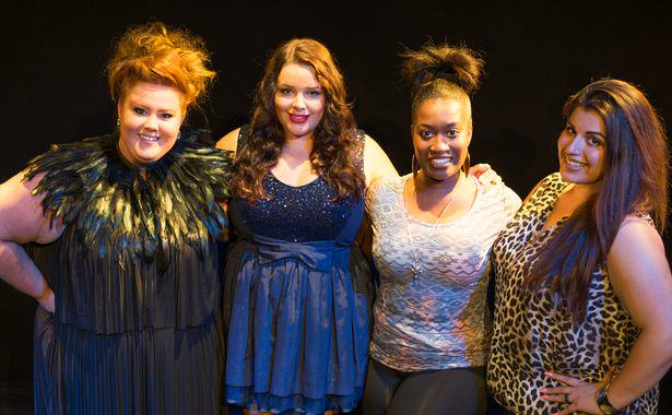 Plus Sized Girl Group Curves Allowed Hope To Tackle Prejudice In The Industry UNILAD PA Real LifeTD Entertainment Ltd50737