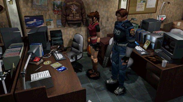 Ten Of The Most Terrifying Games To Play This Halloween UNILAD RE2Screenremake 61027220