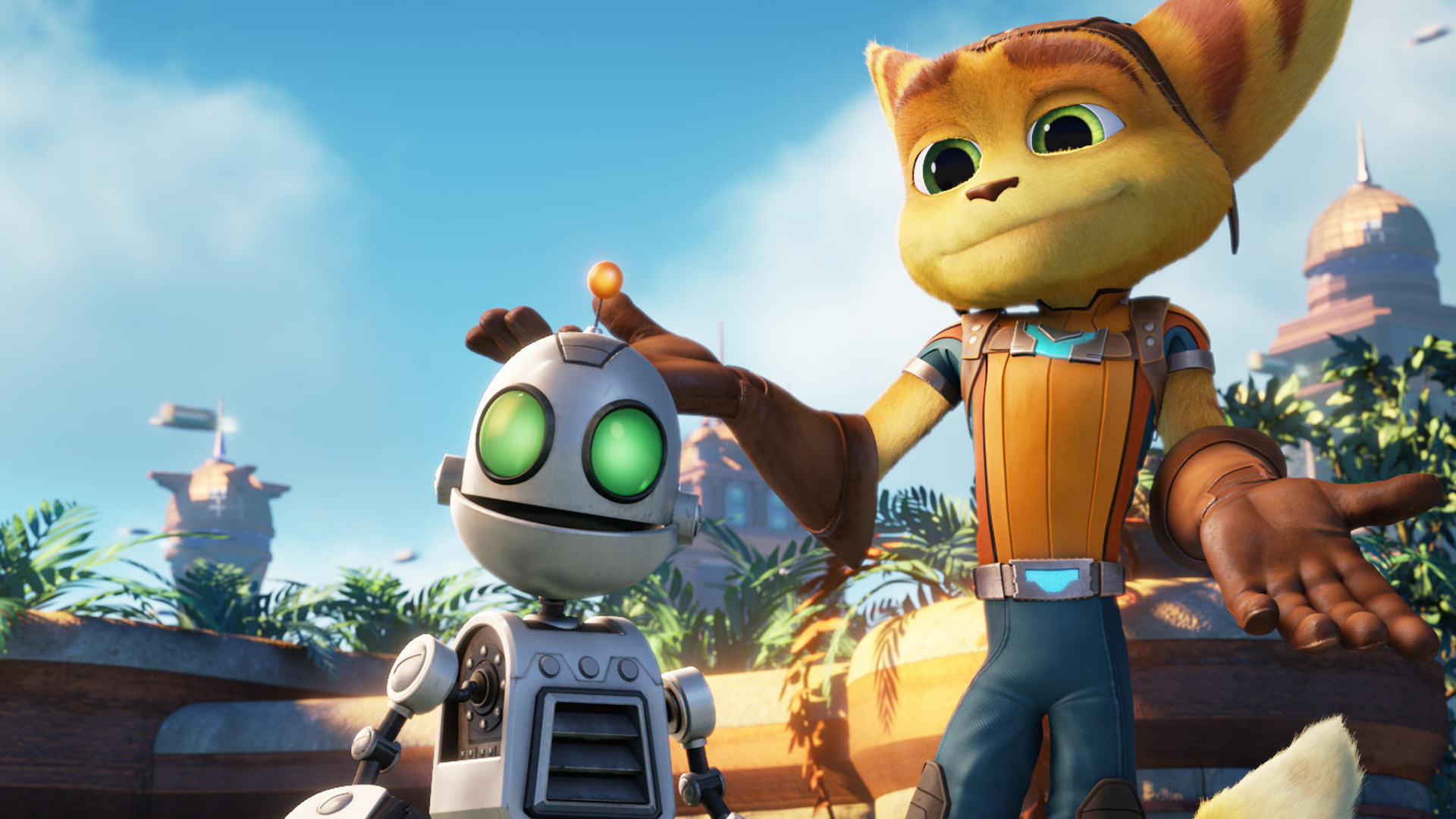 The Awesome Ratchet & Clank Movie Trailer Has Been Released UNILAD Ratchet Clank Movie Trailer27629