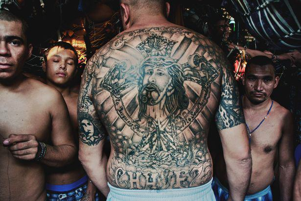 Gang Warfare Turns El Salvador Into Most Violent Nation On Earth UNILAD Salvador82225
