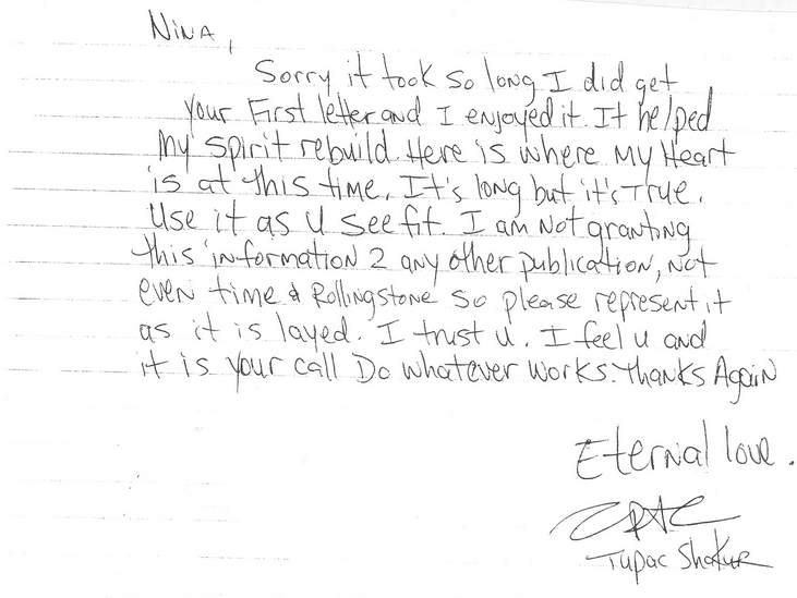 Letter Penned By Tupac From Prison Before His Death Is Leaked UNILAD Screen Shot 2015 10 05 at 22.19.153