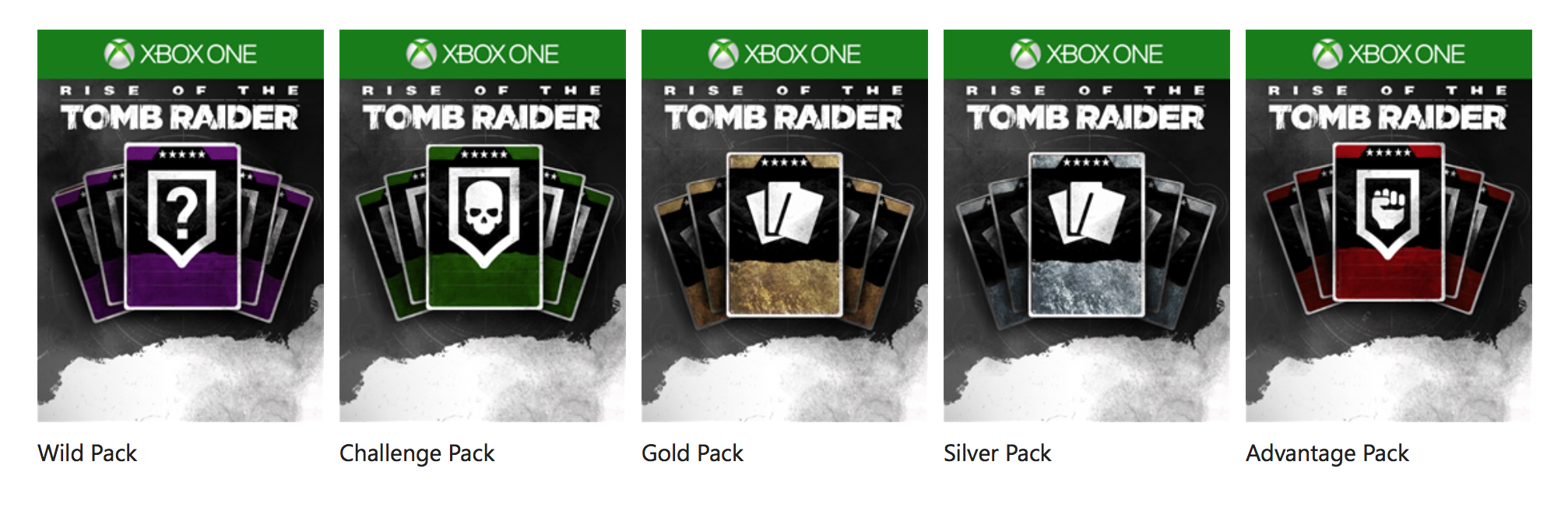 Rise Of The Tomb Raider Will Feature Card Based Microtransactions UNILAD Screen Shot 2015 10 06 at 11.24.46 PM6