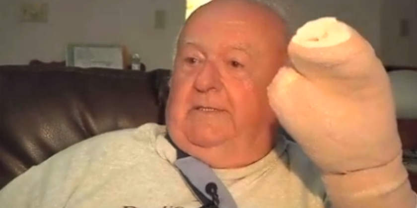 Army Veteran, 75, Saves 16 Kids From Knife Wielding Attacker UNILAD Screen Shot 2015 10 16 at 3.24.26 PM 840x42059161