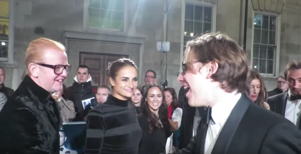 Guy Crashes Spectre Premiere In A Style James Bond Would Be Proud Of UNILAD Screen Shot 2015 10 28 at 08523983999