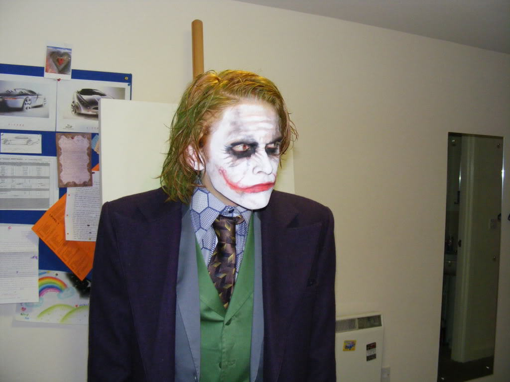 Here Are This Year's Most Predictable Halloween Costumes UNILAD TheJoker00232126