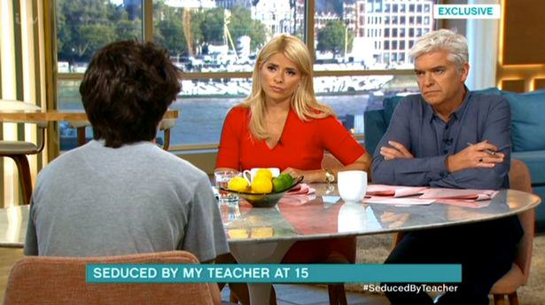 Schoolboy Seduced By Teaching Assistant Speaks Out On This Morning UNILAD This Morning seduced by teacher 12
