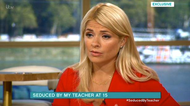 Schoolboy Seduced By Teaching Assistant Speaks Out On This Morning UNILAD This Morning seduced by teacher4