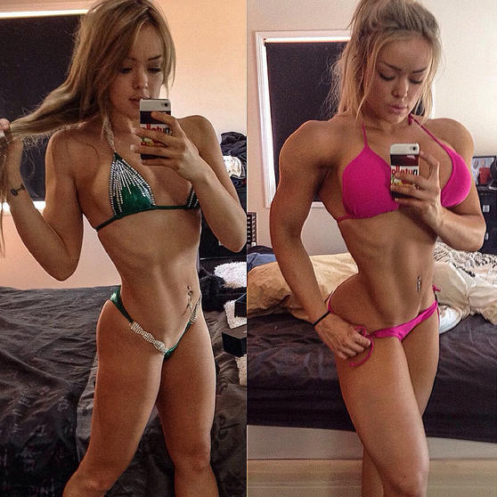 Oh You Lift? This Fitness Model Does Too, A Lot UNILAD Untitled 1139