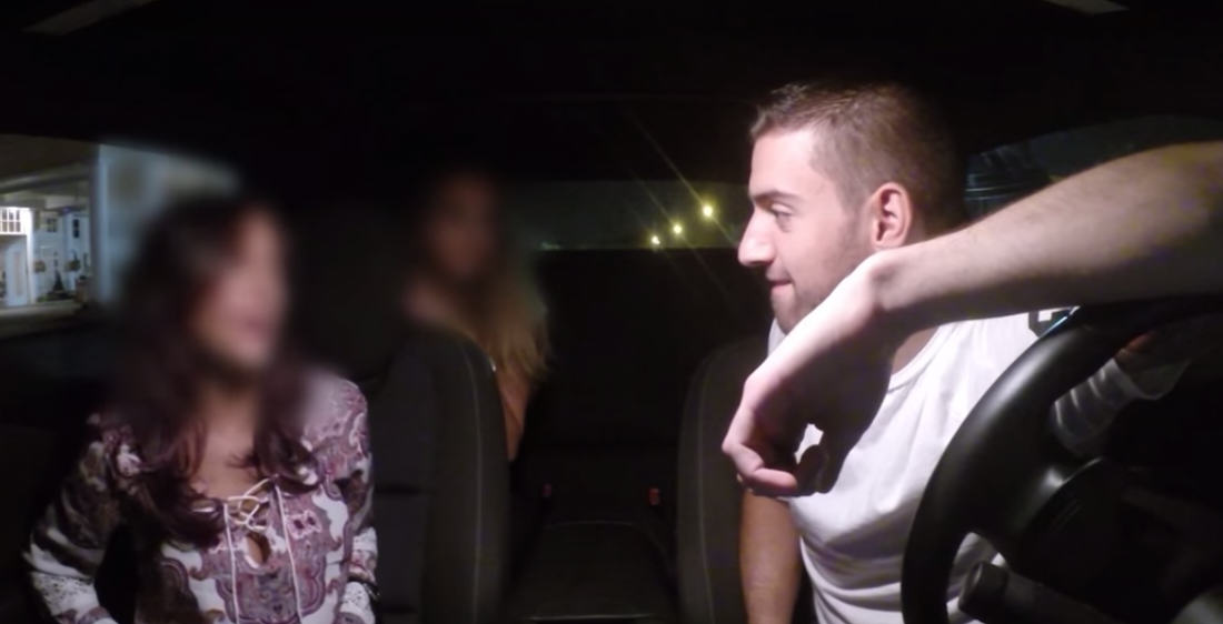 Misguided Video On Luring Drunk Girls Into Strangers Cars Is Creepy AF UNILAD Untitled 123