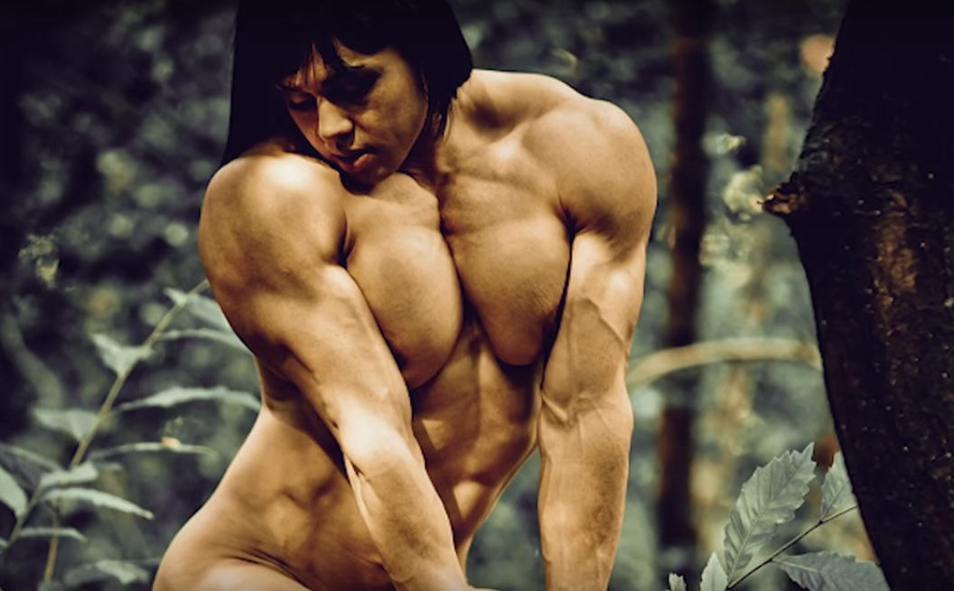 This Female Bodybuilder Says Huge Muscles Have Given Her Confidence UNILAD Untitled 139595