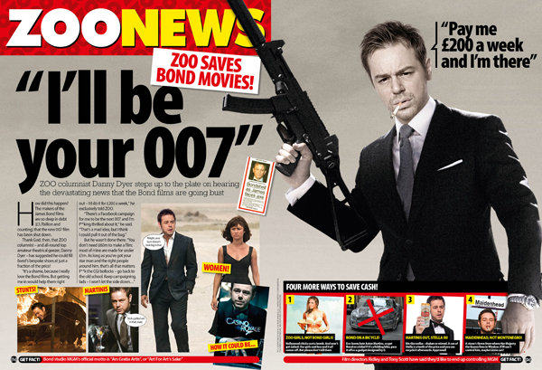 Danny Dyer Proves He Should Be Next 007 In Hilarious Dubbed Videos UNILAD Zoo90866