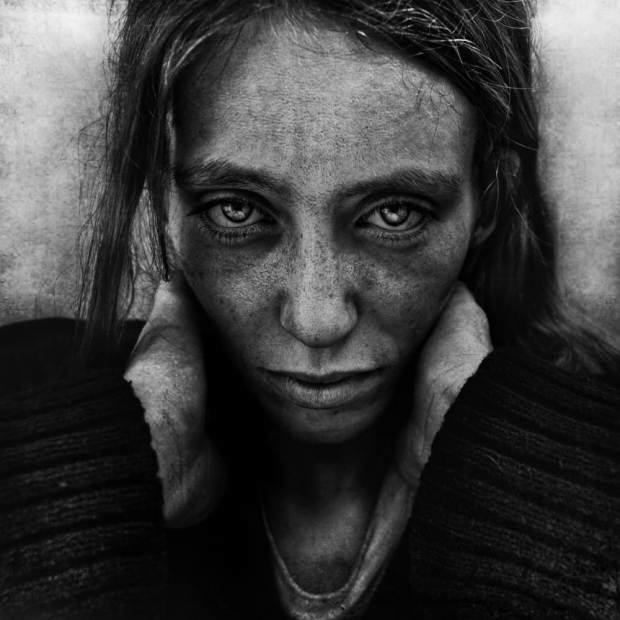 These Incredible Photographs Will Change The Way You View Homeless People UNILAD ad 18506751721139
