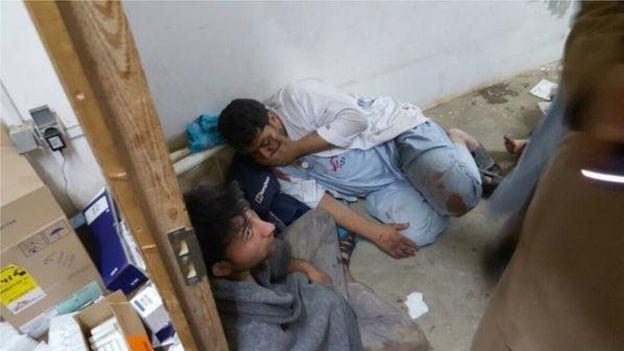 U.S. Army May Have Bombed Doctors Without Borders Hospital In Afghanistan UNILAD air strike hospital 22