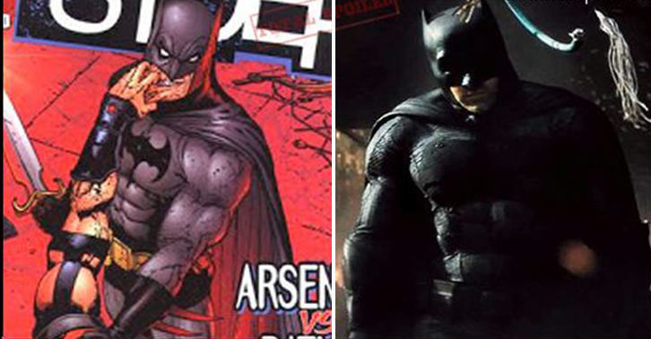 Batman V Superman Fan Theory Is Either Total Madness Or Utter Genius UNILAD batman22280
