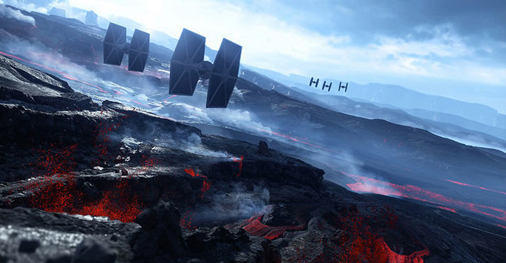 DICE Insist Star Wars Battlefront Is Not Built Around Microtransactions UNILAD battlefront27