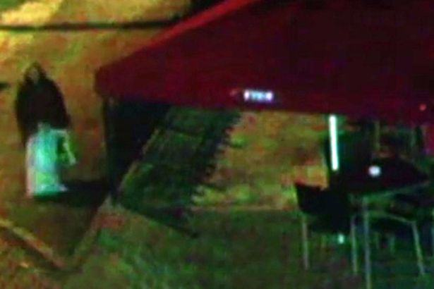 CCTV Shows Woman Carrying Her Husbands Mutilated Body Away In Bags UNILAD bodyparts14