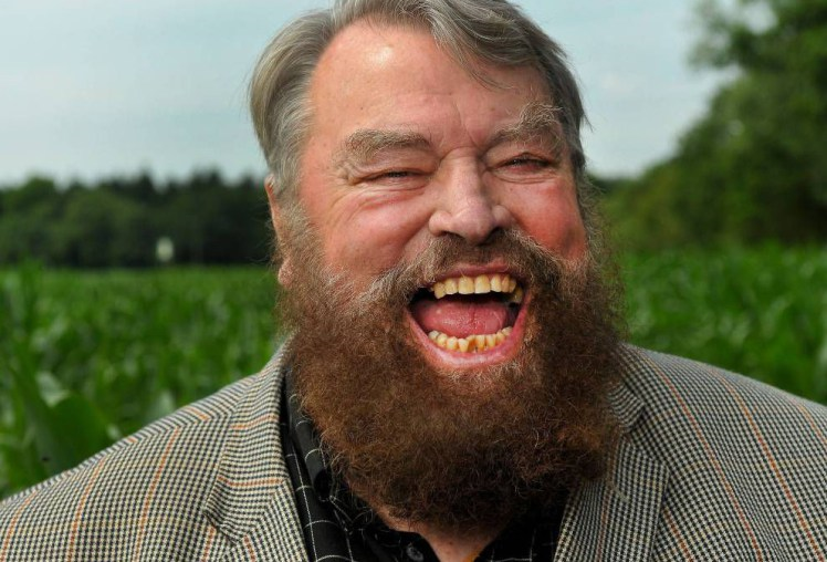 Brian Blessed Helped Woman Give Birth And The Storys Heroic And Weird UNILAD brianb11