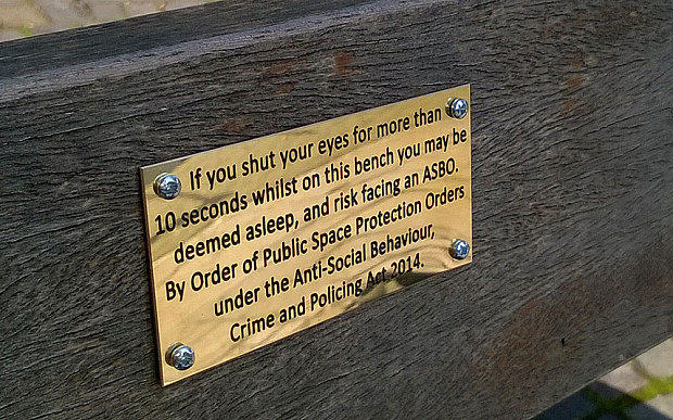 Council Remove Funny Spoof Plaques From Benches As They Might Offend People UNILAD comedy plaques if  3476506b58349