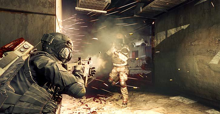 New Resident Evil Umbrella Corps Video Shows 5 Minutes Of Gameplay UNILAD corps33