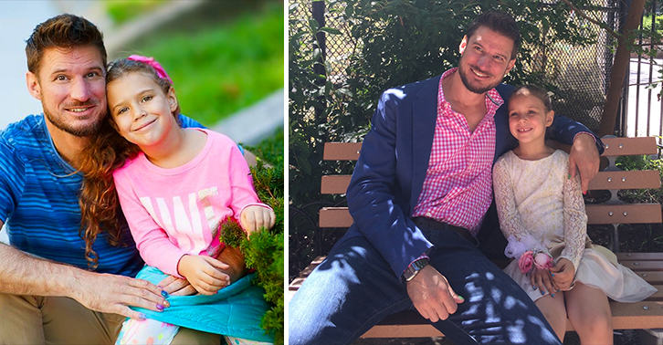 This Cancer Survivor Dad Lets His Daughter Paint His Nails UNILAD dad nails 23