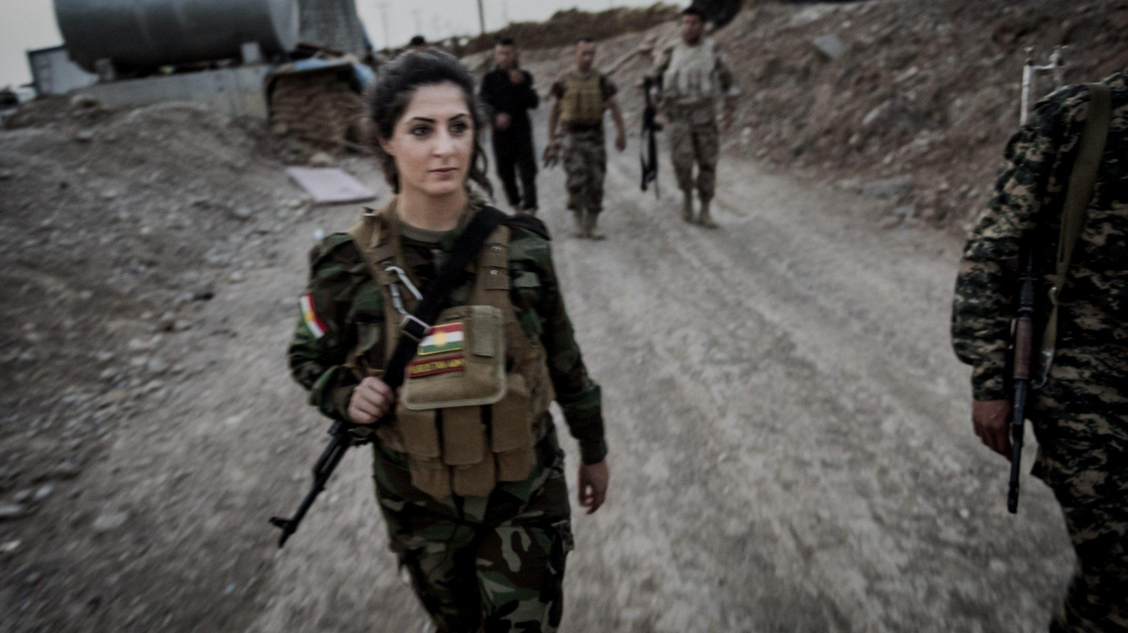 Woman Dropped Out Of College To Fight ISIS, Has Passport Confiscated %name